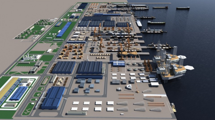 Maritime, IMI, Shipyard, Saudi arabia, Lamprell