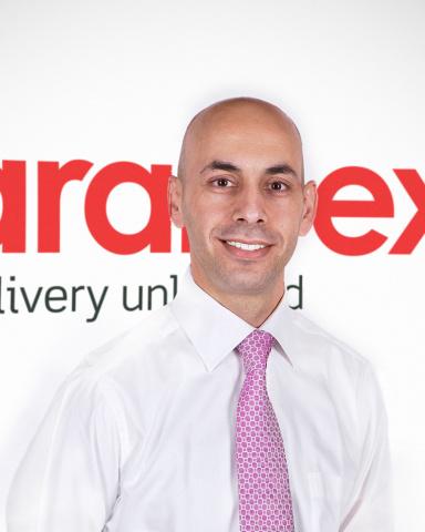 Bashar Obeid, CEO of Aramex.
