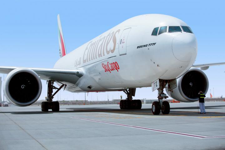 Emirates skycargo, Air cargo
