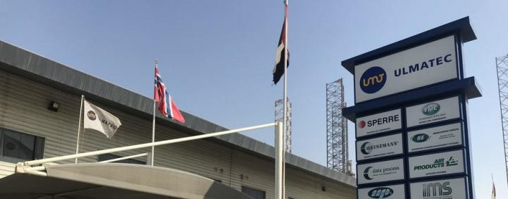 Ulmatec, Maritime, Shipping, Dubai, Uae