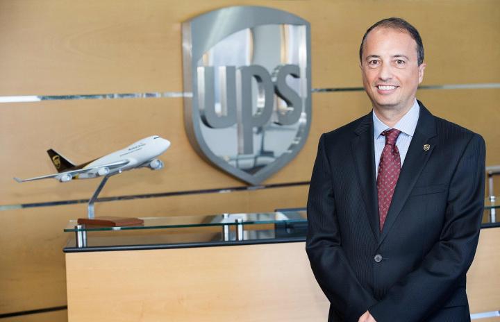 Rami Suleiman, president for UPS ISMEA