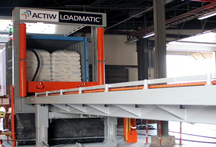 ACTIW, LoadMatic, Automation, Container