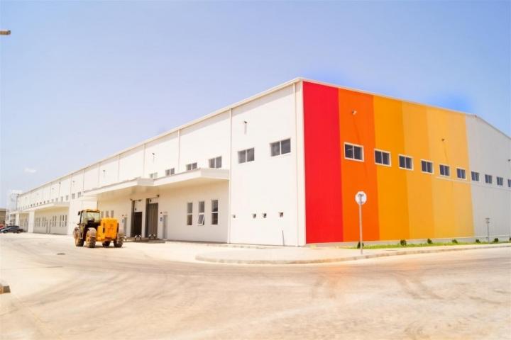 Agility, Warehouse, Africa