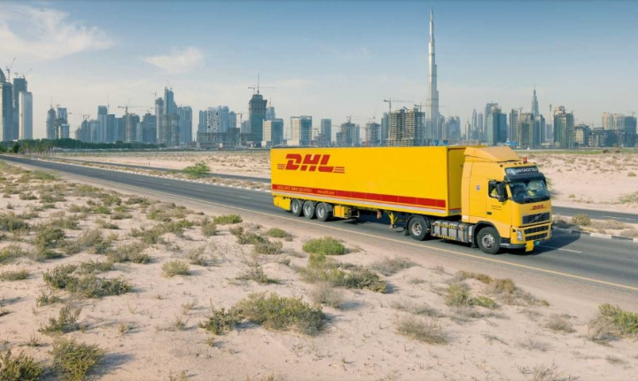 Dhl, Express logistics, Supply Chain, Logistics, Connectedness, Uae