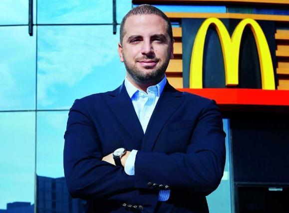 Walid Fakih, general manager, McDonald's UAE..