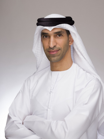 Dr Thani bin Ahmed Al Zeyoudi, Minister of Climate Change and Environment.