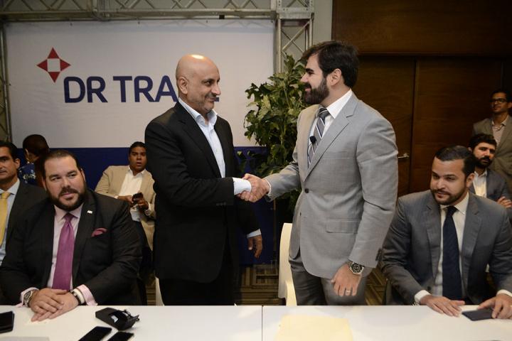 DT World, Dp world, Dubai Trade World, Dominican Republic