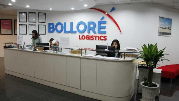 Bollore Logistics, E-freight, Dubai customs