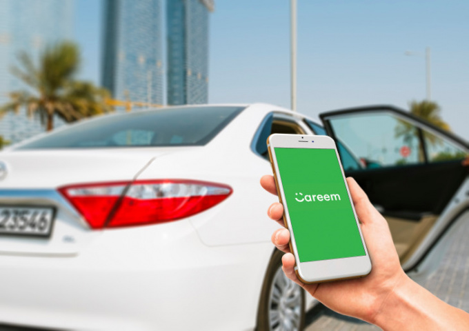 CareemFood, Ride hailing app, Uber, Last mile, Dubai