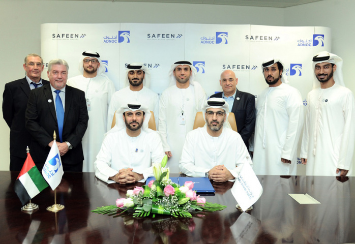 Safeen, Abu Dhabi Ports, ADNOC Logistics, Uae, Oil