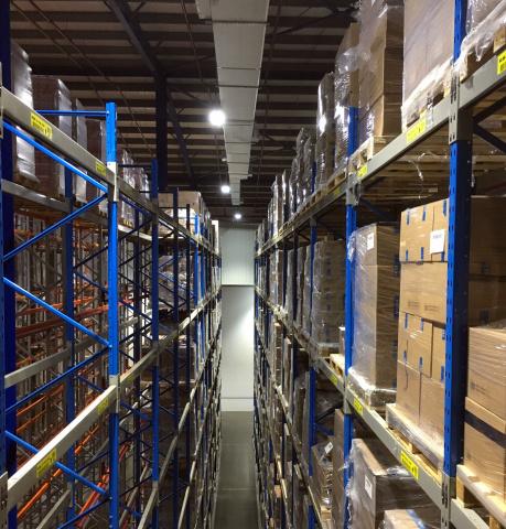 Gac, Food, Fmcg, Dubai, Contract logistics