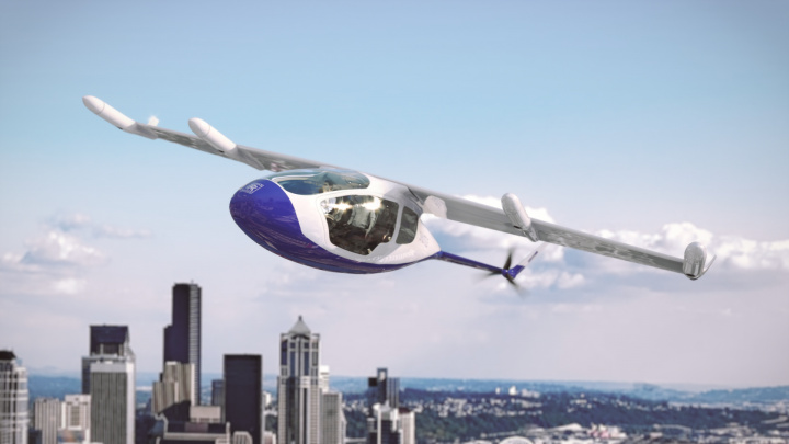 Rolls-Royce says the car could take to the skies as soon as the early 2020s.