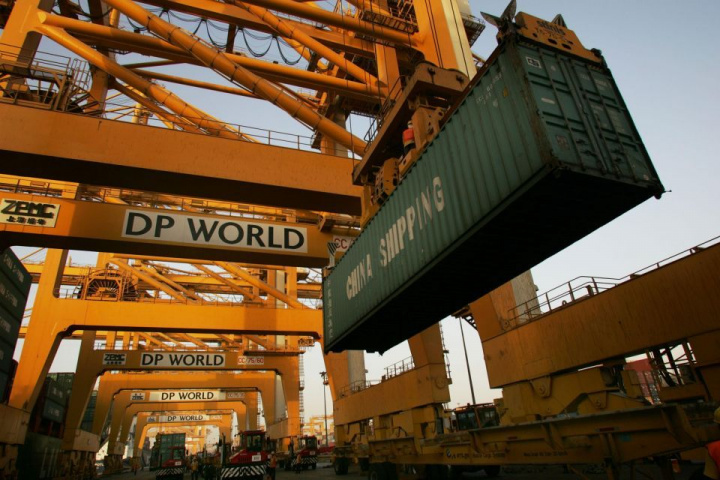 Dp world, Topaz, Energy, Oman