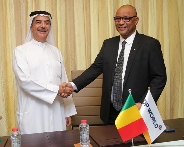 Dp world, Logistics, Mali, Supply Chain, Inland container port
