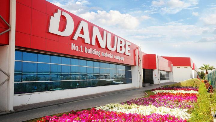 Danube home, Building materials, Dubai