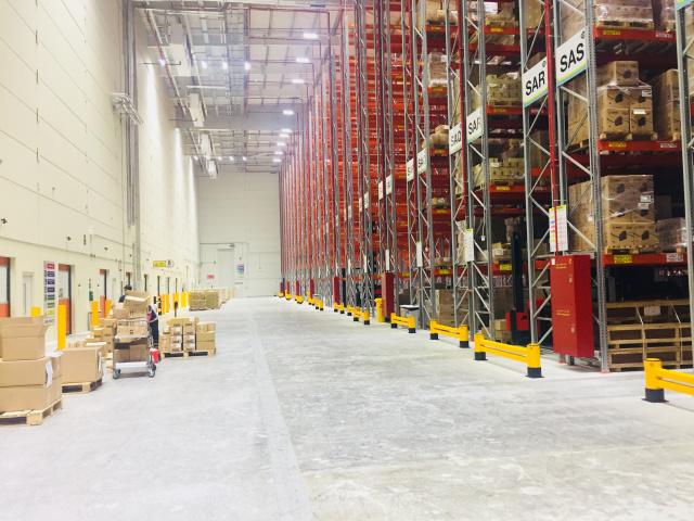 Gac, Dubai south, Contract logistics, 3pl