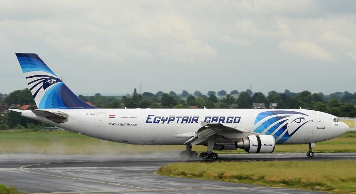 Egypt Air Cargo.