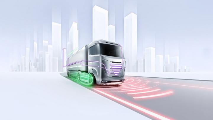 Bosch, Technology, Trucks, Freight