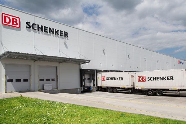 Db schenker, Solar energy, Warehouse, Environmental awareness, Sustainability