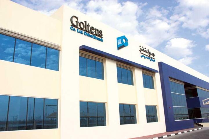 Goltens, Dubai, In-situ machining