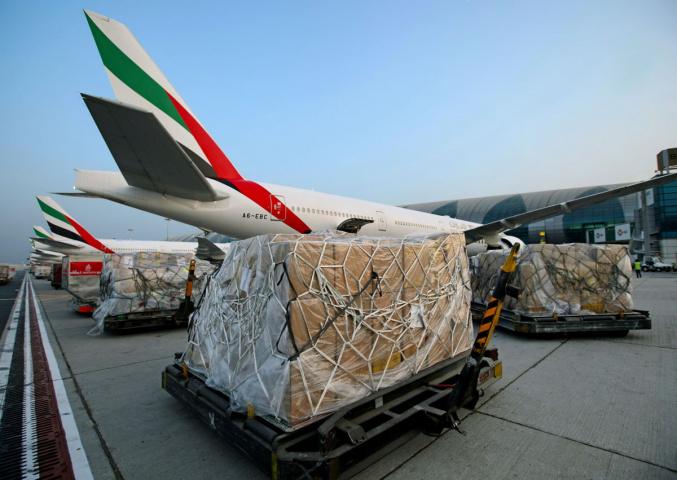 Emirates skycargo, Air cargo, Air freight
