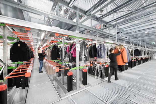 Fashion, Retail, IoT, Technology, Inventory