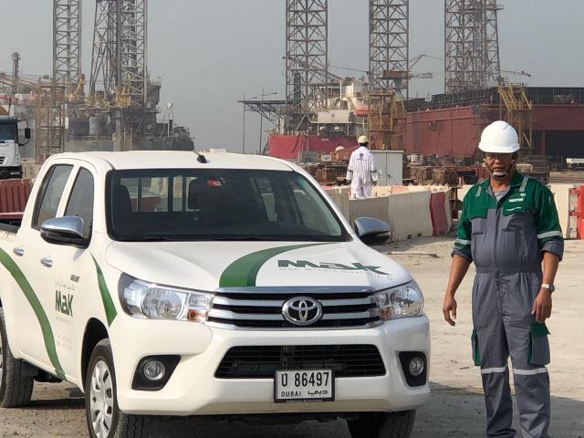 MAK Middle East, Maritime, Shipping, Engineering, Sharjah, Fujairah