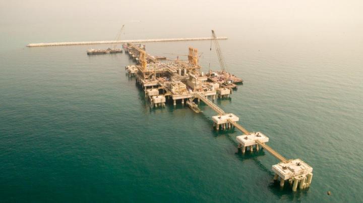 Bahrain, LNG, Terminal, Oil and gas