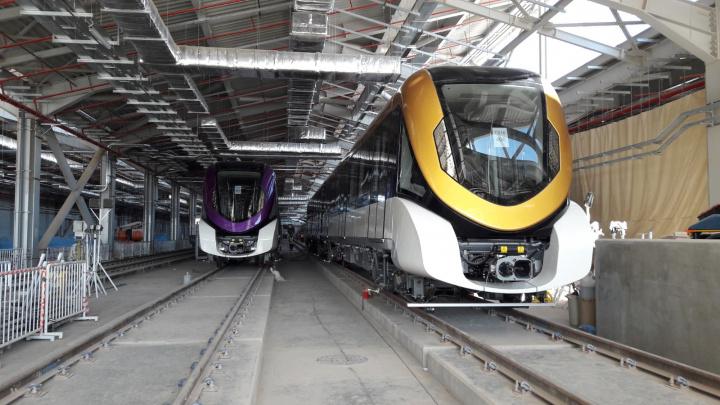 Riyadh metro, Saudi arabia, Infrastructure