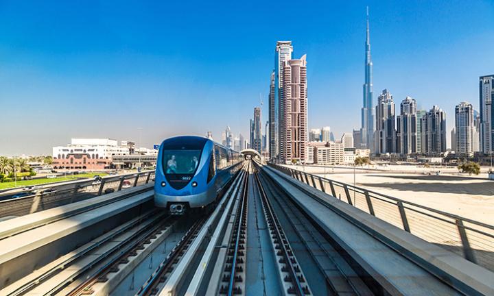 Dubai metro, Rail, Transport, Fault