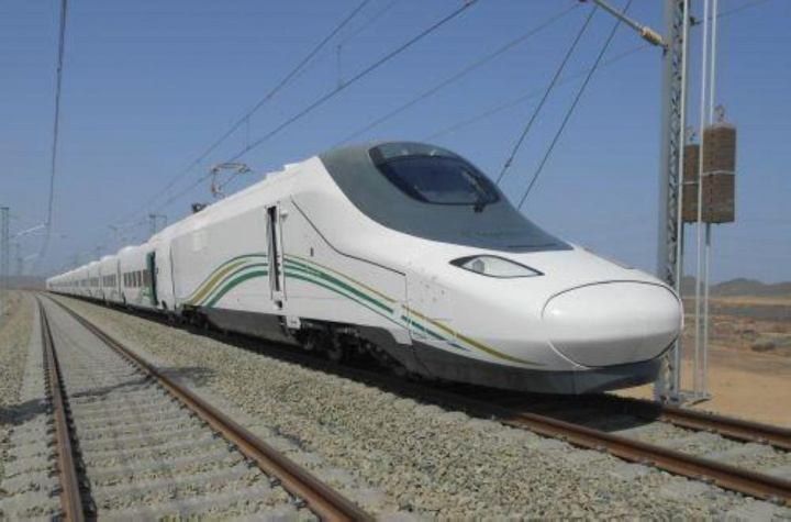 Haramain High Speed Rail, Saudi arabia, Makkah, Madinah, Jeddah, King abdullah economic city