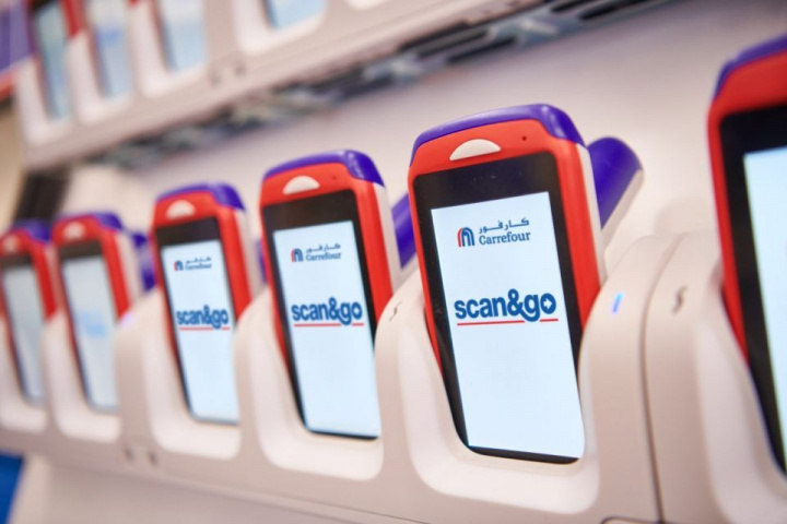 The new system is a continuation of the Scan&Go initiative