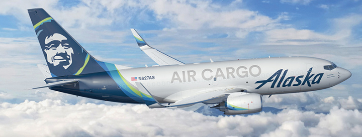 Alaskan Air Cargo, Emirates skycargo, Air freight, Air cargo, Codeshare