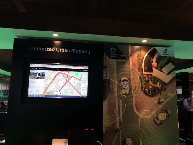Etisalat, Ericsson, Traffic, Dubai