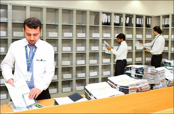 Zajel, Gitex, Technology, Smart services, Logistics, Courier