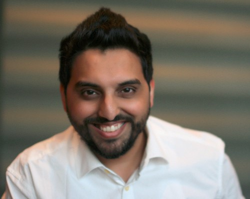 Atif Rafiq co-founded Qafila to revolutionise the logistics and shipping industry and booking process.