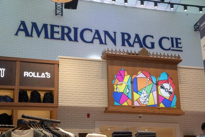 AW Rostamani Lifestyle, Retail, Fashion, American Rag, Last mile, Robotics, AI, Dubai