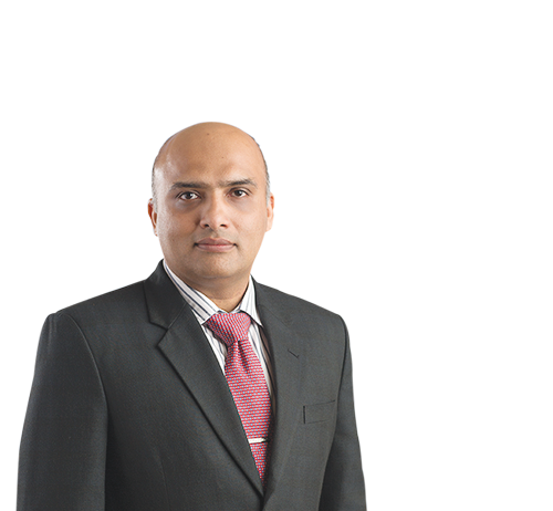 LogiPoint's newly appointed Chief Executive Officer, Farooq Shaikh.