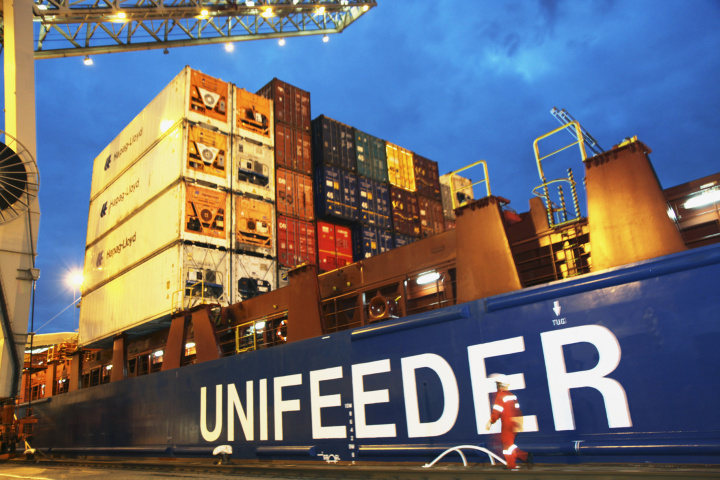 Unifeeder, Transport, Shipping, Dp world