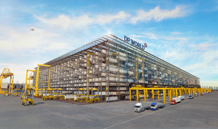 Dp world, Containers, Ports, Jebel Ali