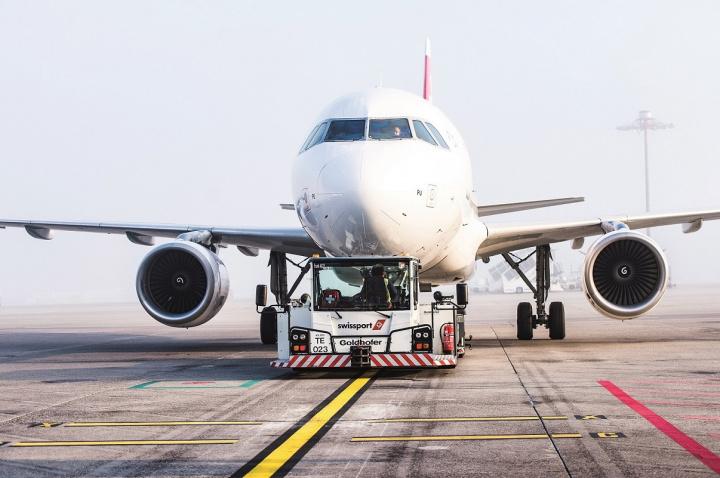 SalamAir, Swissport, Oman, Muscat, Ground handling