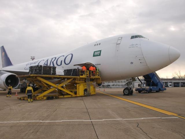 Saudia cargo, Air cargo, Saudi arabia