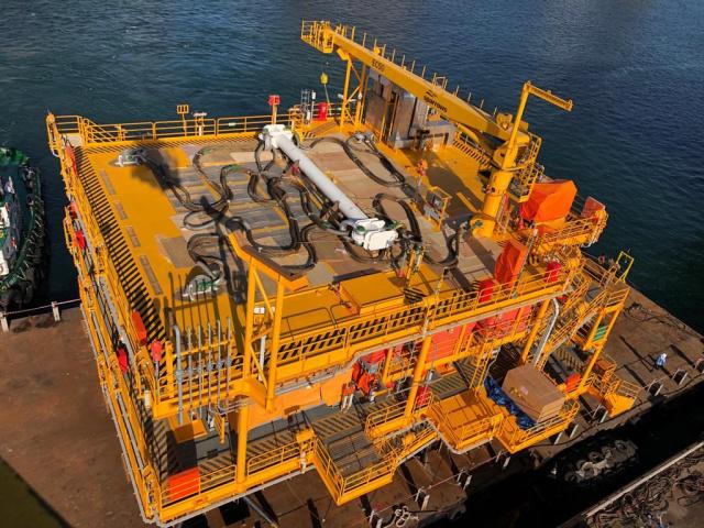 Drydocks world, Shipyard, Oil and gas