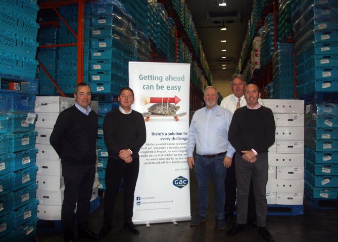 Gac, Distribution, Wales, Uk, Water