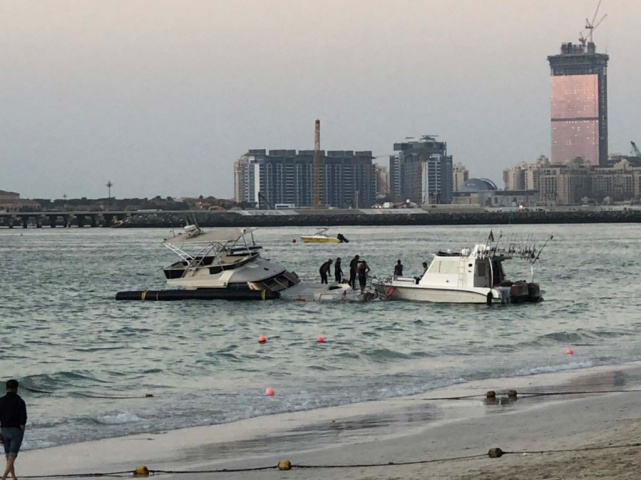 Yacht, Accident, Sinking, Dubai