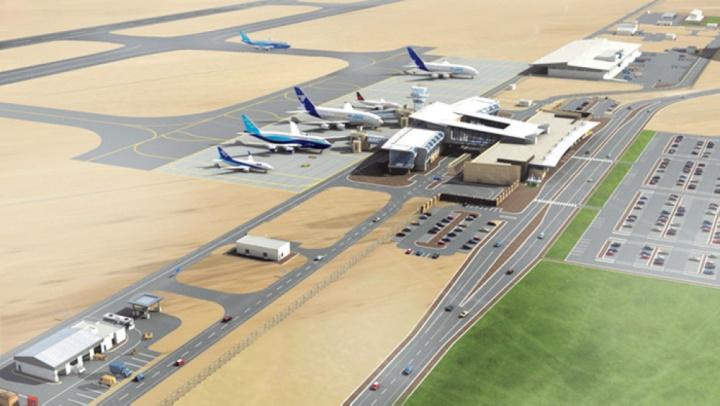 Duqm, Airport, Oman