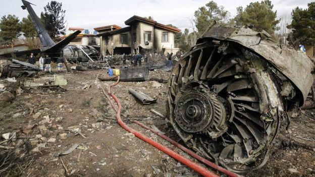 Plane, Crash, Accident, Iran, Cargo