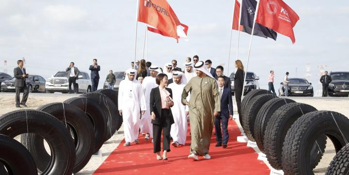 Automotive, Tires, Manufacturing, Kizad, Abu dhabi