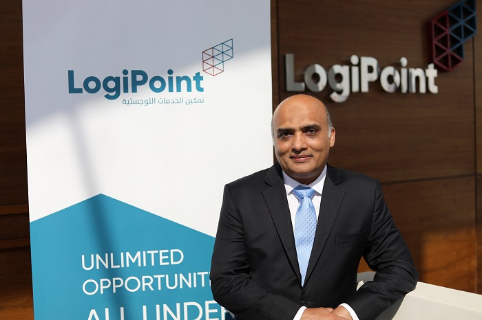Farooq Ahmed Sheikh the CEO of LogiPoint