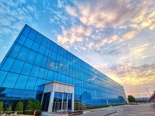 Chalhoub Group, Warehouse, Solar panels, Environment
